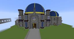 Aria - A.R . Palace Minecraft Map & Project