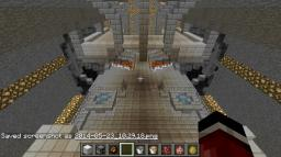 Death Star 2's Throne room interior (Scene where Luke Fought Vader and more) Minecraft Map & Project