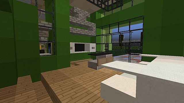 best images about house envy on modern envy an ultra modern house minecraft project 17