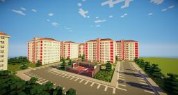 Toki - Turkish Apartments #02 Minecraft Map & Project