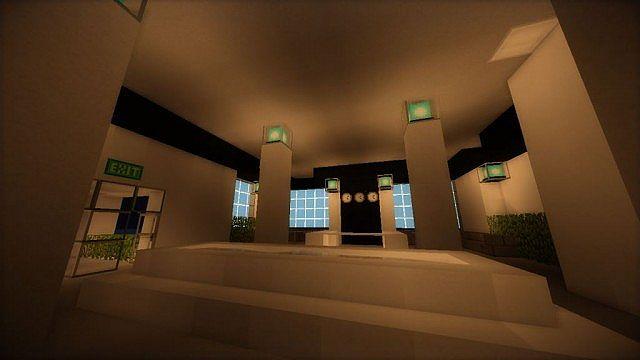Cassandra Medrise Modern Apartment Minecraft Project