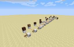 Redstone Logic Gates Minecraft Map & Project