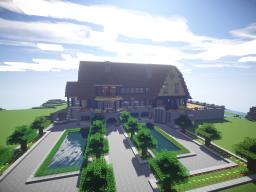 Minecraft map: The Mansion