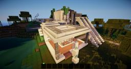 Modern House - Classy Minecraft Map & Project