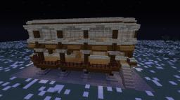 Darkwood Library Minecraft Map & Project