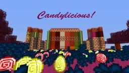 Candylicious Minecraft Texture Pack