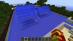 "[Server] [mini game] (No Plugins Needed) ""surfing waves"" Minecraft"