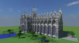 Milan Cathedral Minecraft
