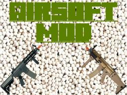 Airsoft Mod [Forge] 1.7.2 Minecraft