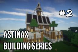How to build a medieval town hall easily ! (part 2) [Guide] Minecraft Blog Post