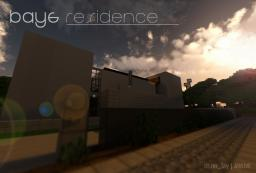 Bay6 Residence - A Modern Home Minecraft Project