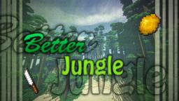 CST7's Better Jungles BETA Pre-release 1 Minecraft