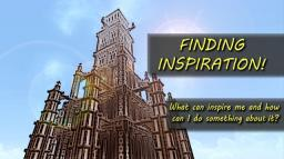 Finding Inspiration! Minecraft Blog