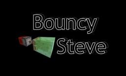 Bouncy Steve - snapshot 14w20b and up Minecraft Map & Project