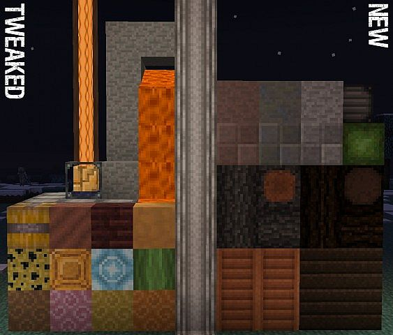 LATEST UPDATE New blocks including 1.8 blocks, and lots of tweaked colors!