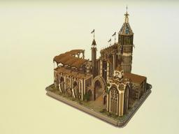 Spawn (Ideal for Factions) Minecraft Map & Project