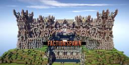 Faction Spawn, market and arena [Commission] Minecraft Map & Project