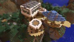 Sky Coffeehouse Minecraft Map & Project