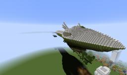 SL-1200 MK.II GEKKO Minecraft Project