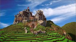 Towerstone Castle Burg Turmfels - Palandria Minecraft Map & Project