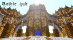 small fantasy hub - Danton15h Minecraft Map & Project
