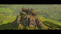 Amon Sûl - Weathertop Minecraft Project