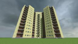 Residential building Minecraft Map & Project