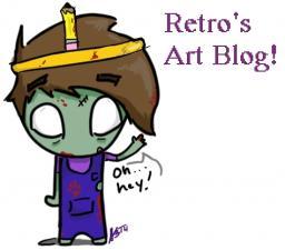 RetroSpectrum's Art Blog! Minecraft Blog