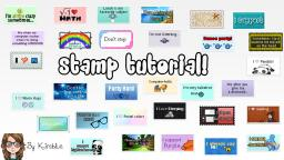 ⊰K¡r£⊱ How to make stamps! {220 Subscriber Special!!} Minecraft Blog