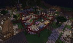 Medieval Village! (Oändlighet) - Build Request from InfinityCraft+ - (+ Download) Minecraft Map & Project