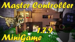 Minecraft Minigame The Master Controller! Minecraft Map & Project