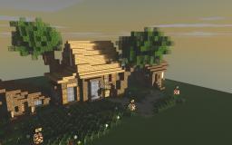 Medieval Florist | Medieval Build 6