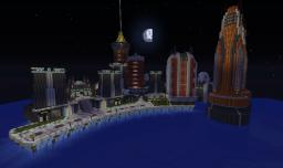 Notak - Ratchet & Clank Minecraft Map & Project