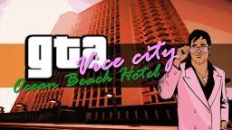 GTA VICE CITY - Ocean Beach Hotel Minecraft Project