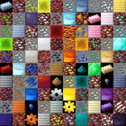 Unified Ore Colors Pack Minecraft Texture Pack