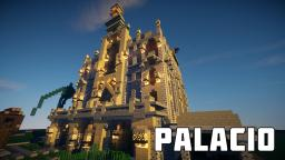 Palace | Prophunt | Hide and seek | MEGA Planet Minecraft Map & Project