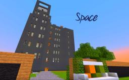 Space - Modern Luxurious Apartments Minecraft Map & Project