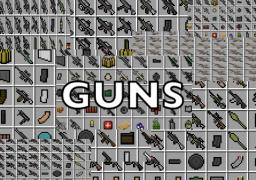 Who Wants Guns List Of Best Gun Mods Minecraft Blog