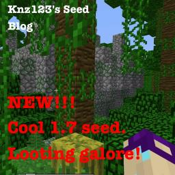Knz123's Seed Blog Minecraft Blog Post