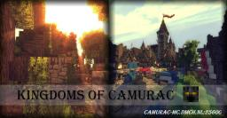 Kingdoms Of Camurac Minecraft Map & Project