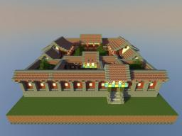 Siheyuan (四合院) Chinese house Minecraft Project
