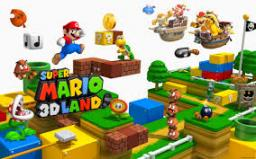 Super Mario MC Land Minecraft Project