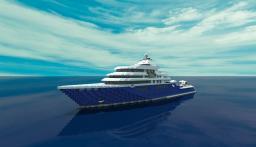 Expedition Yacht Luna [1:1] Minecraft