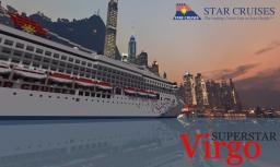 M/S SuperStar Virgo and The Taipan Minecraft