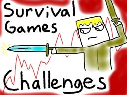 Survival Games Challenges Minecraft
