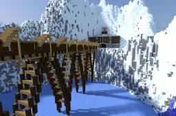 The Dwarven Temple of Aldeah Minecraft Project