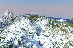 The Land of Ignus⎥ 5Kx5K Custom Islands and Terrain Minecraft Map & Project