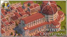 BdH Timeline Map 8 | Florentine Cathedral | DOWNLOAD Minecraft Map & Project