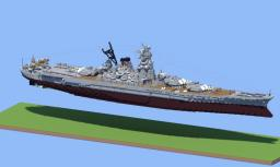 798 Super Yamato Minecraft Map & Project