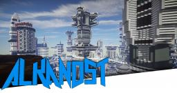 Alkanost - A survival Games map - Cinematic Minecraft Map & Project